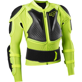 Fox Titan Sport Veste de protection Homme, fluorescent yellow